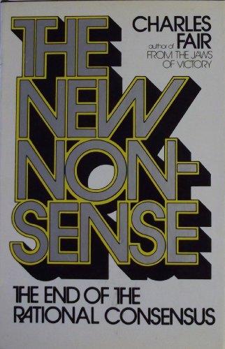 9780671218225: New Nonsense