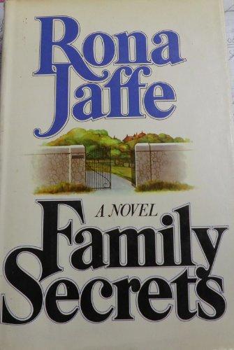 Family Secrets (SIGNED): Jaffe, Rona
