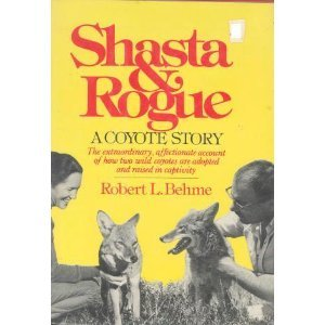 Shasta & Rogue: a coyote Story