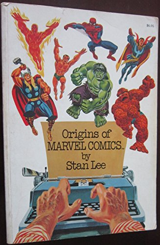 9780671218645: Origins of Marvel Comics