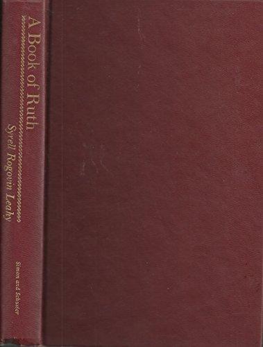 9780671218942: A Book of Ruth