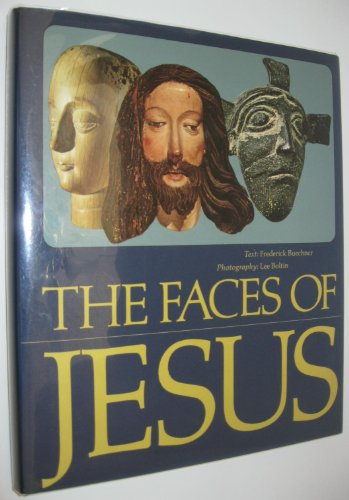 The Faces Of Jesus: Frederick Buechner, Lee Boltin (Photographer)