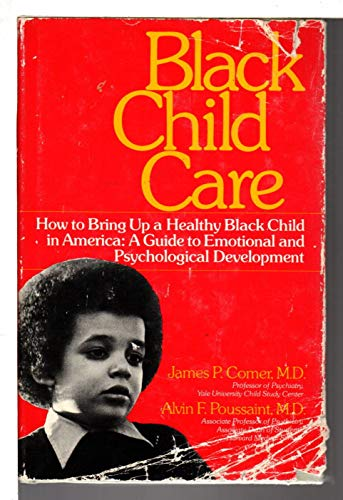 Black Child Care: How to Bring up a Healthy Black Child in America a Guide to Emotional and ...