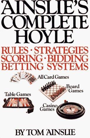 Ainslie's Complete Hoyle: Carter, Richard