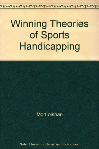 9780671220112: Winning Theories of Sports Handicapping