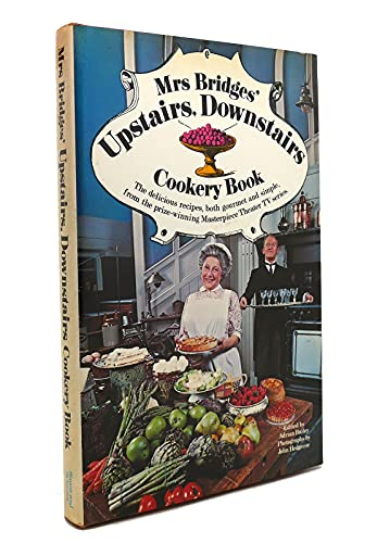 9780671220297: Mrs. Bridges' Upstairs Downstairs Cookery Book