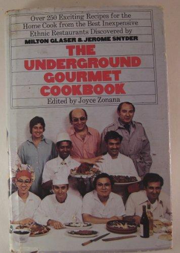 9780671220761: The Underground Gourmet Cookbook