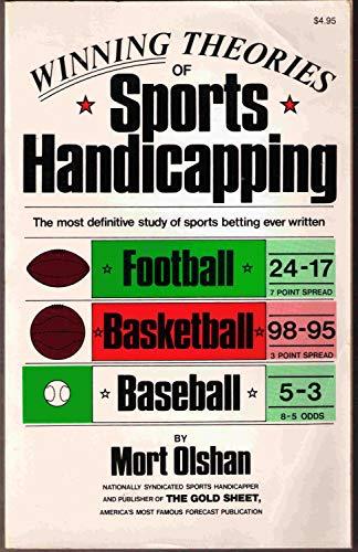 9780671220839: Winning Theories of Sports Handicapping: Football, Basketball, Baseball