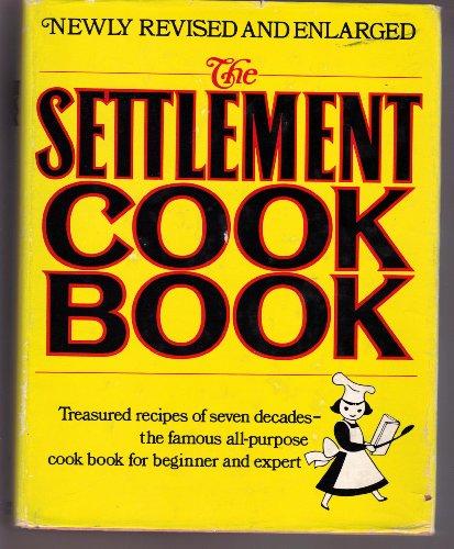 The Settlement Cookbook: Kander, Simon