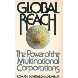9780671221041: Global Reach: The Power of the Multinational Corporations
