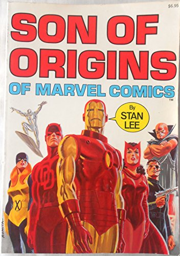 Son of Origins of Marvel Comics (0671221663) by Stan Lee