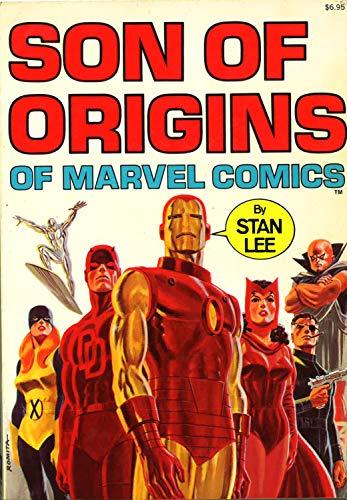 9780671221706: Son of Origins of Marvel Comics