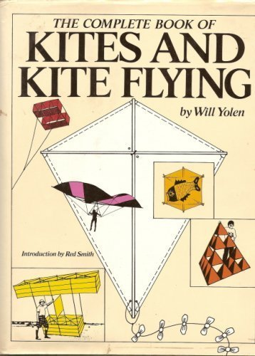 9780671221911: The Complete Book of Kites and Kite Flying