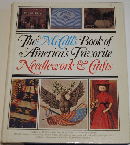 9780671222093: McCall's Book of America's favorite Needlework & Crafts