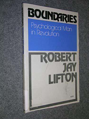 9780671222772: Boundaries