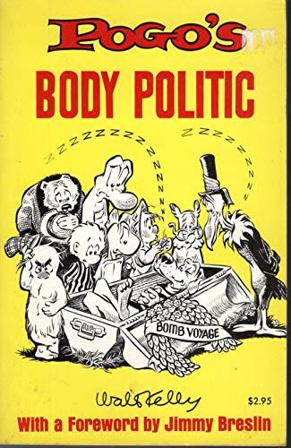 Pogo's Body Politic: Walt Kelly; edited