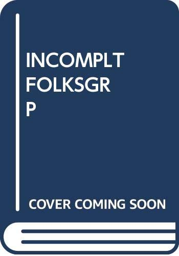 THE INCOMPLEAT FOLKSINGER.: Seeger, Pete and Edited By Jo Metcalf Schwartz.