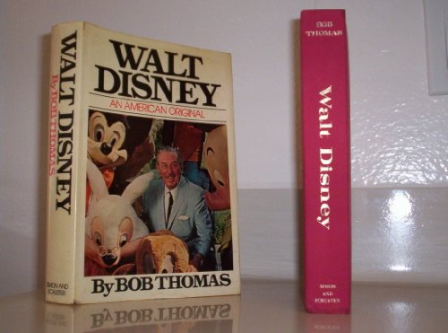 9780671223328: Walt Disney: An American Original