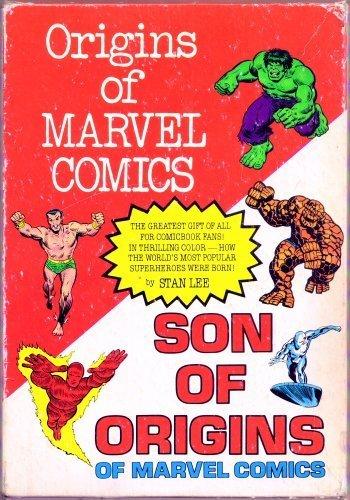 9780671223915: Origins of Marvel Comics; Son of Origins of Marvel Comics