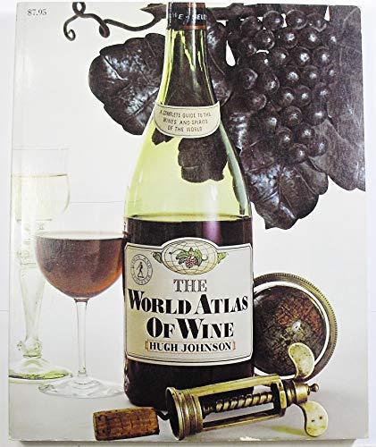 9780671224172: World Atlas of Wine Edition
