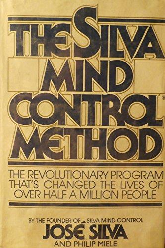 9780671224271: The Silva Mind Control Method