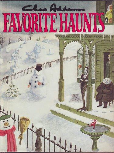 9780671224295: Charles Addams Favorite Haunts