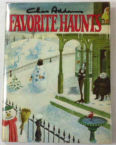 9780671224295: Favorite Haunts