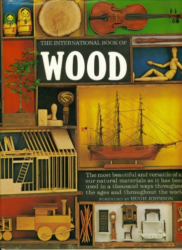 9780671224363: The International Book of Wood