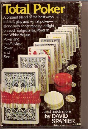 9780671224417: TOTAL POKER (A Fireside book)