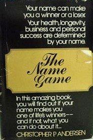 9780671224578: Name Game