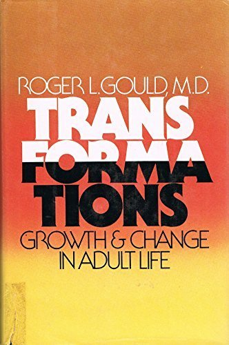 9780671225216: Transformations: Growth and change in adult life
