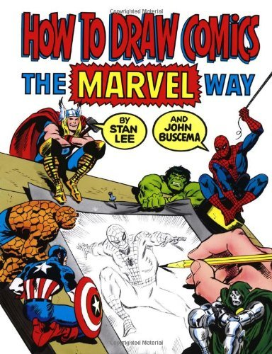 9780671225483: How to Draw Comics the Marvel Way