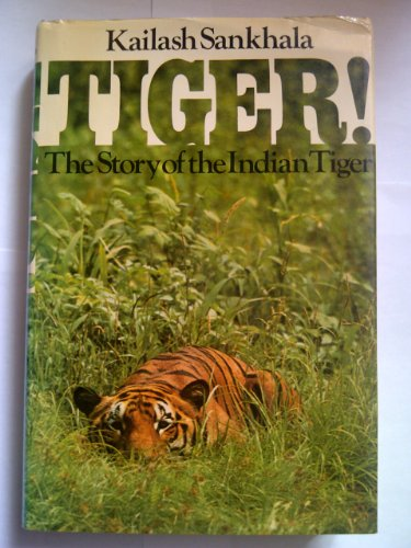 9780671225957: Tiger!: The Story of the Indian Tiger