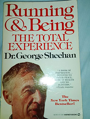 9780671227135: Running & Being: The Total Experience
