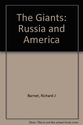 9780671227418: The giants: Russia and America