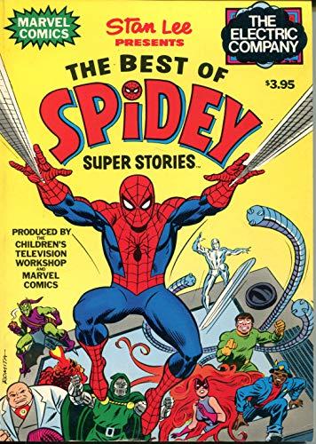 The Best of Spidey Super Stories: Lee, Stan; Children's