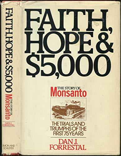 9780671227845: FAITH, HOPE & $5000