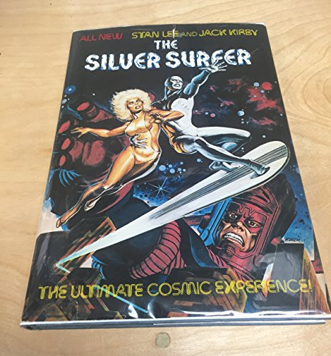 9780671228217: The Silver Surfer: The Ultimate Cosmic Experience!