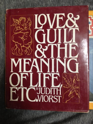 9780671228699: Love and Guilt and the Meaning of Life, Etc.