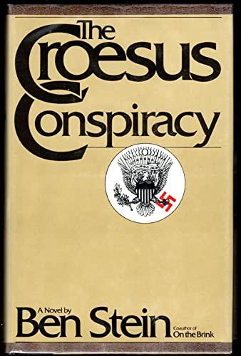 9780671228705: The Croesus conspiracy
