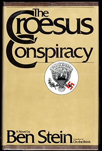 9780671228705: The Croesus conspiracy