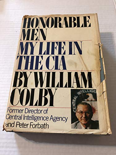 9780671228750: Honorable Men My Life in the CIA