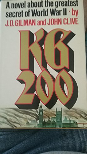 9780671228903: KG 200: A Novel. The Greatest Secret of World War II