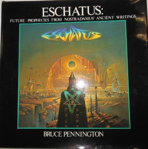 9780671229115: Eschatus [Hardcover] by Pennington, Bruce