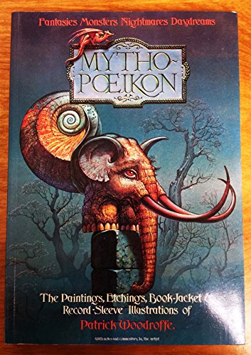 MYTHOPOEIKON - fantasies / monsters / nightmares / daydreams: WOODROFFE, PATRICK