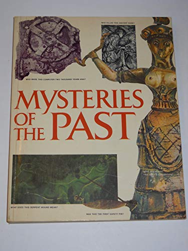 9780671229825: Mysteries of the Past