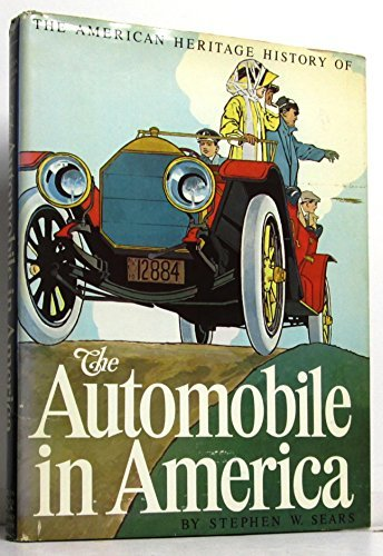 9780671229863: The American Heritage History of the Automobile in America