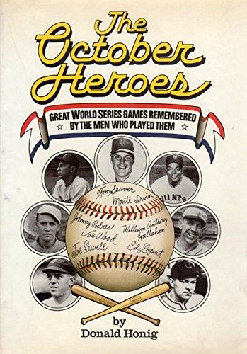 9780671230593: October Heroes