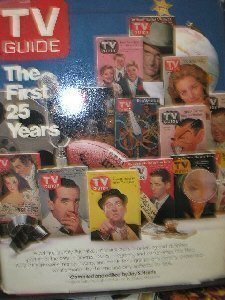 9780671230654: TV Guide The First 25 Years