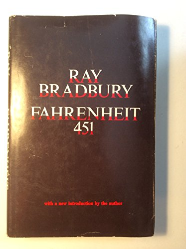 SIGNED FAHRENHEIT 451 RAY BRADBURY 1ST EDITION  50TH ANNIVERARY ED AS NEW IN DJ